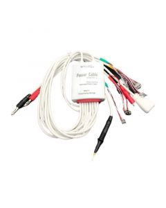 Wylie - WL-617 IC Service Dedicated Power test Cable for iPhone 5/5s/6/6s/7/8/X/XS/XR/ XS Max/11/11 Pro & 11 Pro Max