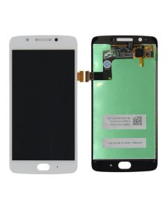 LCD Screen and Digitizer Assembly for Motorola Moto G5 (No Frame) (White)