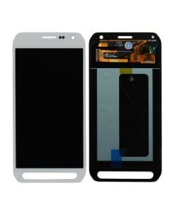 Refurbished - OLED Screen and Digitizer Assembly for Samsung Galaxy S6 Active (G890) (No Frame) (White)