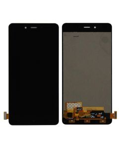 LCD Screen and Digitizer Assembly for OnePlus X (No Frame) (Black)