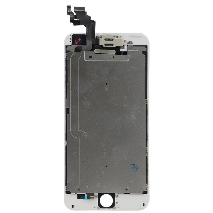 Full Assembly with All Small Parts Installed  Ear Speaker, Front Camera,  Proximity Sensor for iPhone 6 Plus (5 5