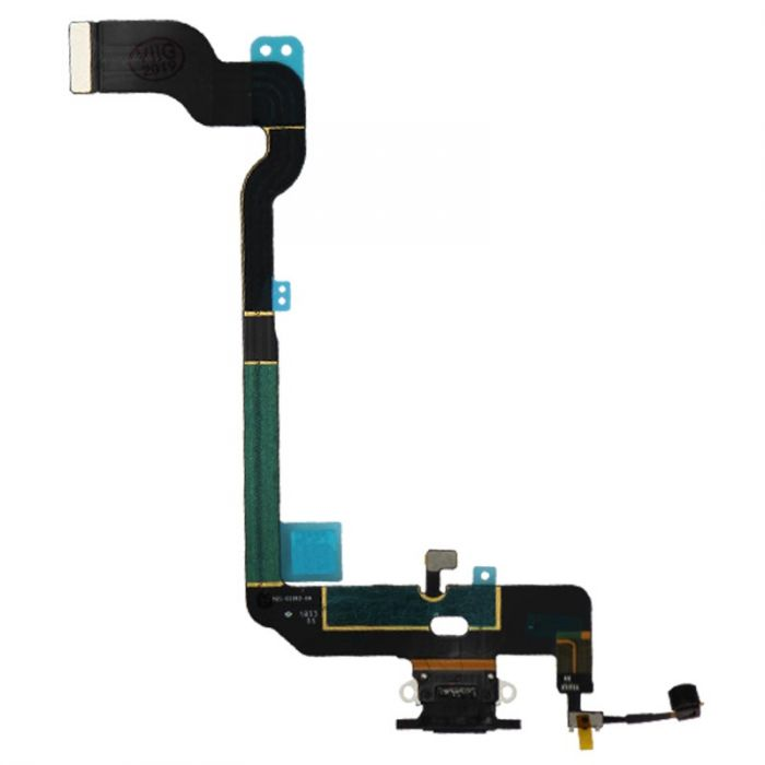 Replacement Charging Dock Flex Cable for the iPhone XS, Black