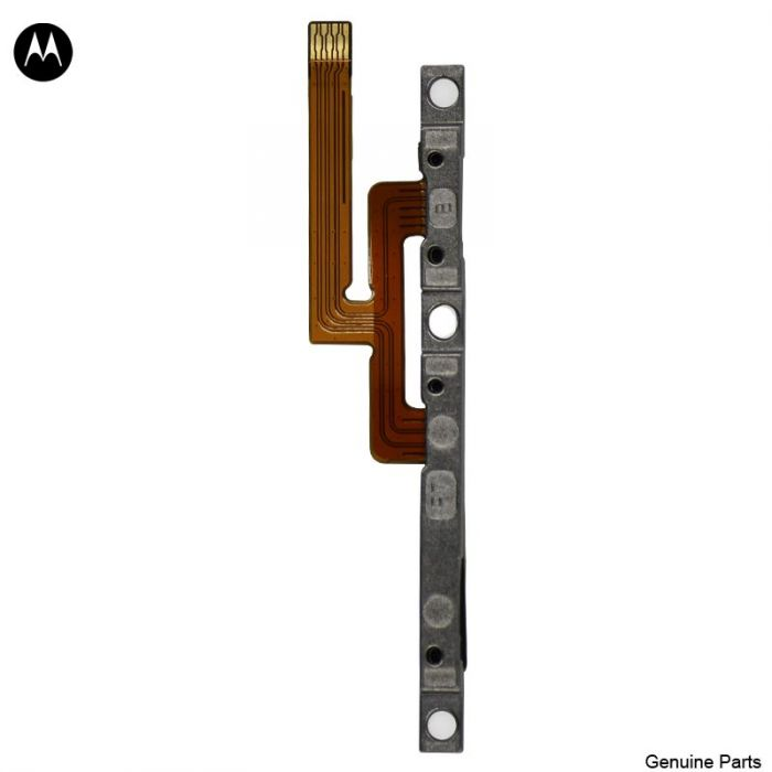 Genuine Power and Volume Flex Cable for Motorola Moto Z2 Force (XT1789)