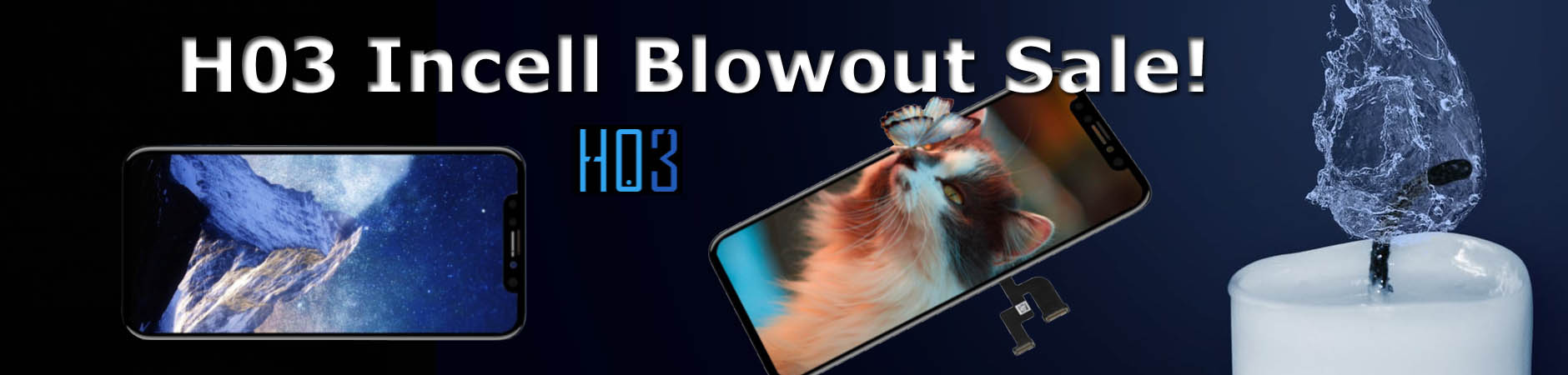 H03 Incell Blowout Sale