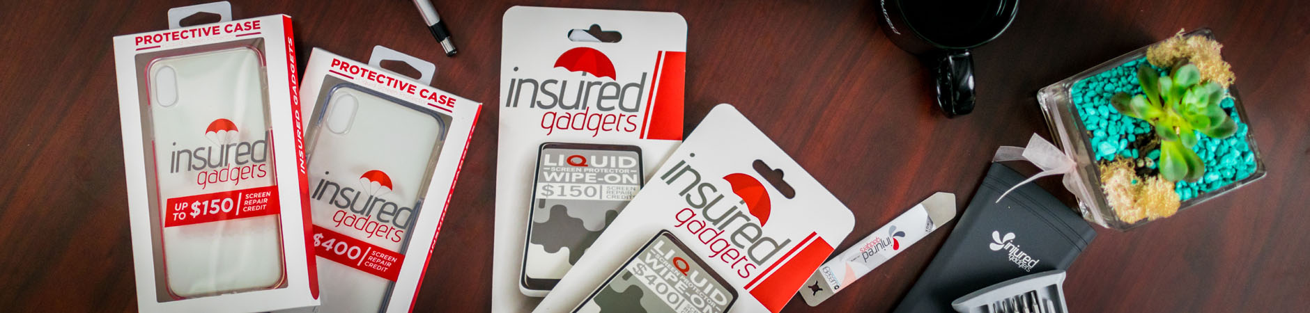 Insured Gadgets is finally here!